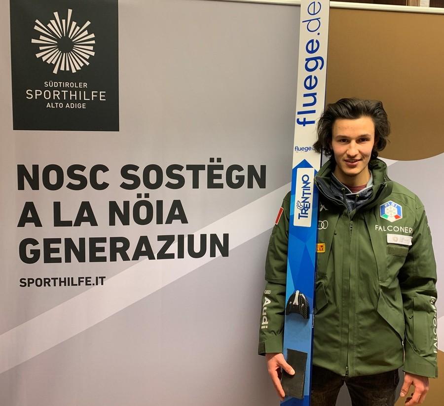 Oberstdorf 2021 - La nazionale di salto maschile torna in Italia dopo i casi covid nella squadra femminile