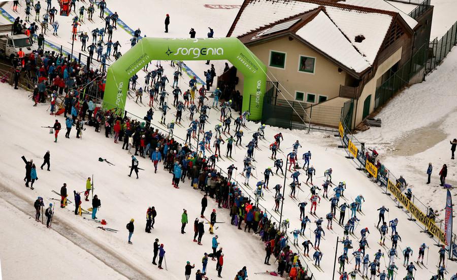 Difficile raggiungere l'Italia a gennaio? Ecco l'idea: nasce la Marcialonga norvegese sopra il Circolo Polare Artico
