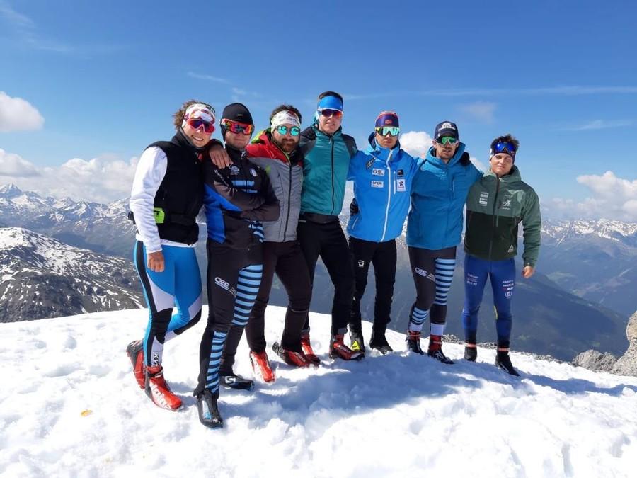 Sei nuovi maestri di sci nel Comitato FISI CAE