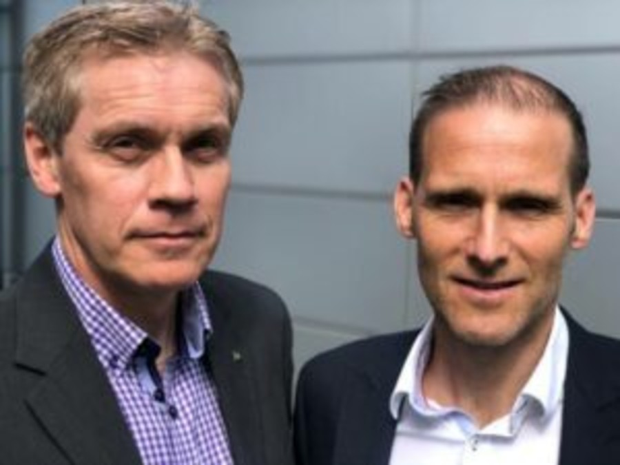 A sinistra Malm e a destra Mannelqvist (dal sito dell'azienda)