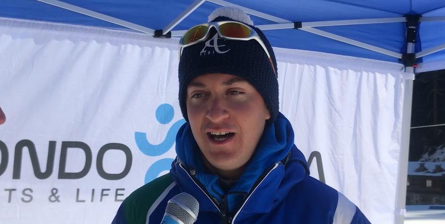 """VIDEO, Biathlon - Michele Camarda (Alpi Centrali): """"In tanti si stanno avvicinando a questo sport"""""""