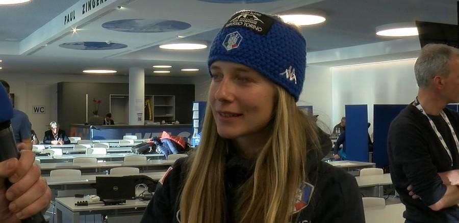 """VIDEO, Biathlon - Michela Carrara: """"Allenarmi con Wierer e Vittozzi mi spinge a migliorare ogni volta"""""""