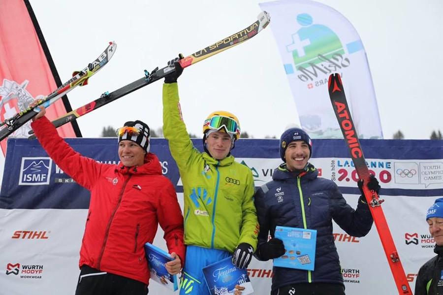 Sci Alpinismo - Mondiali Villars: un oro, un argento e due bronzi per l'Italia nella sprint Cadetti e Junior