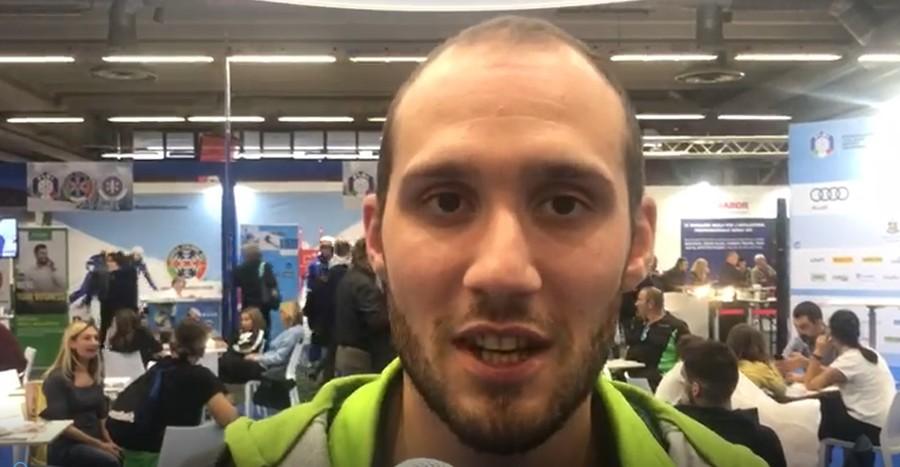 """Skiroll e fondo, Matteo Tanel non si ferma mai: """"Archiviata una stagione da incorniciare, ripetersi non è impossibile"""" (VIDEO)"""