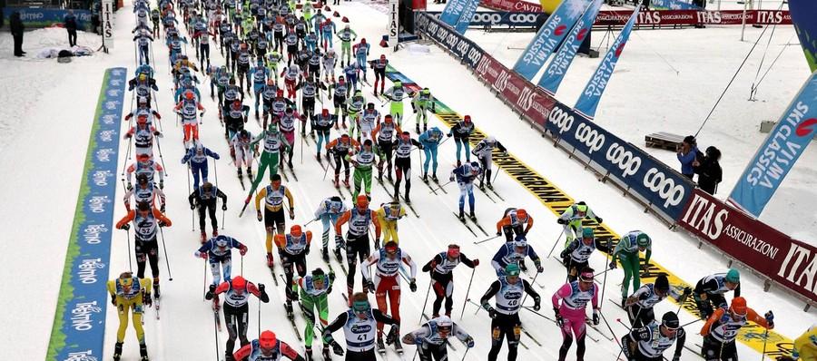 Marcialonga, si pensa già all'edizione 2021: aperte le iscrizioni ai concorrenti italiani