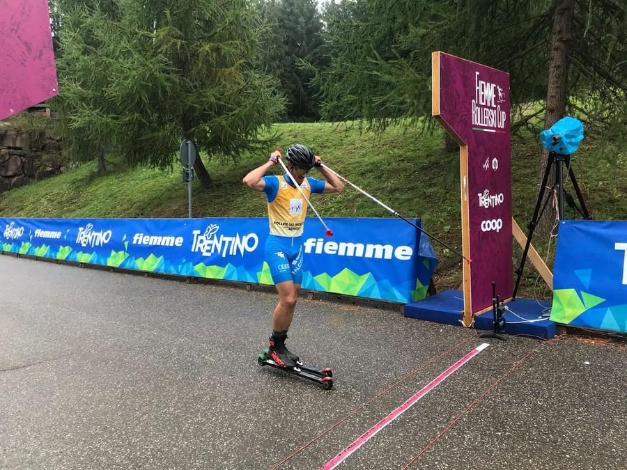 Mondiali Skiroll - Per Matteo Tanel medaglia di bronzo e Coppa del Mondo!