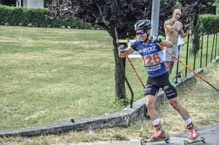 Skiroll - Anna Bolzan, Matteo Tanel e Michael Galassi al via del Trofeo Body Evidence