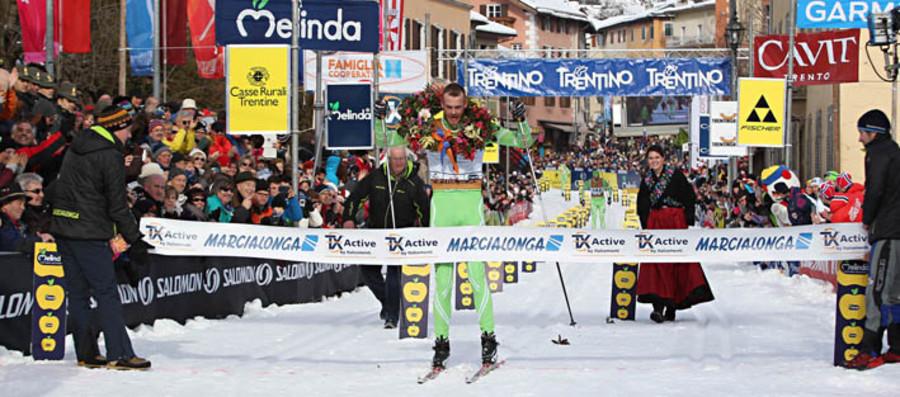 Sci di fondo - Il nuovo tentativo dei fratelli Aukland: battere il record sciando più di 530 km!