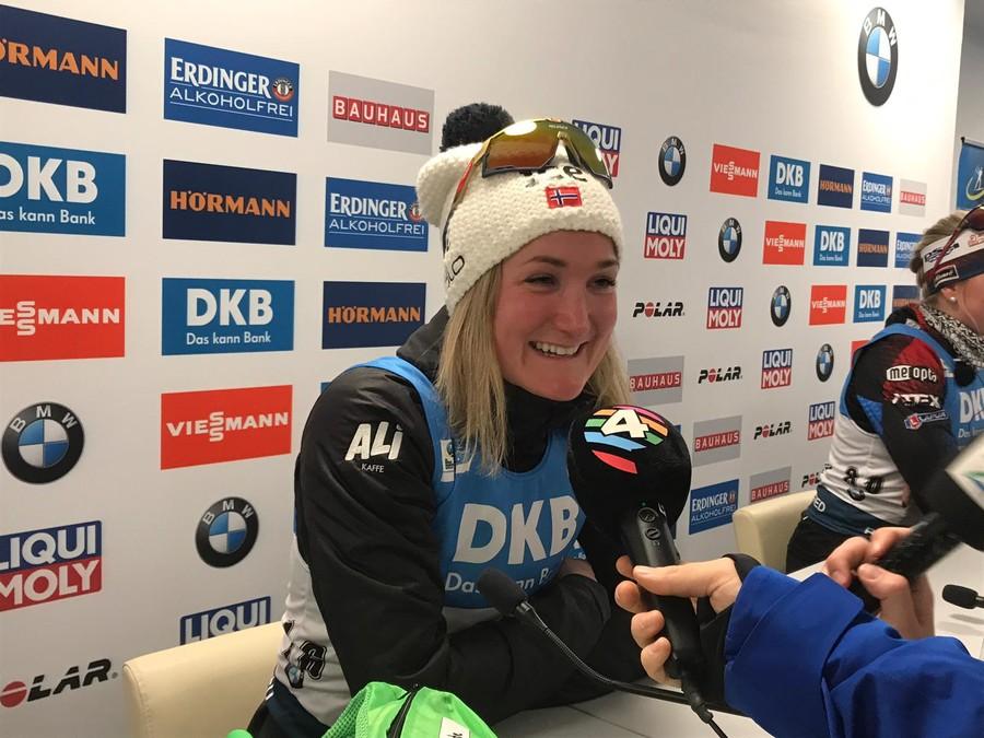 """Biathlon - Marte Olsbu Røiseland a Fondo Italia: """"Ho realizzato un sogno che avevo da tempo"""""""