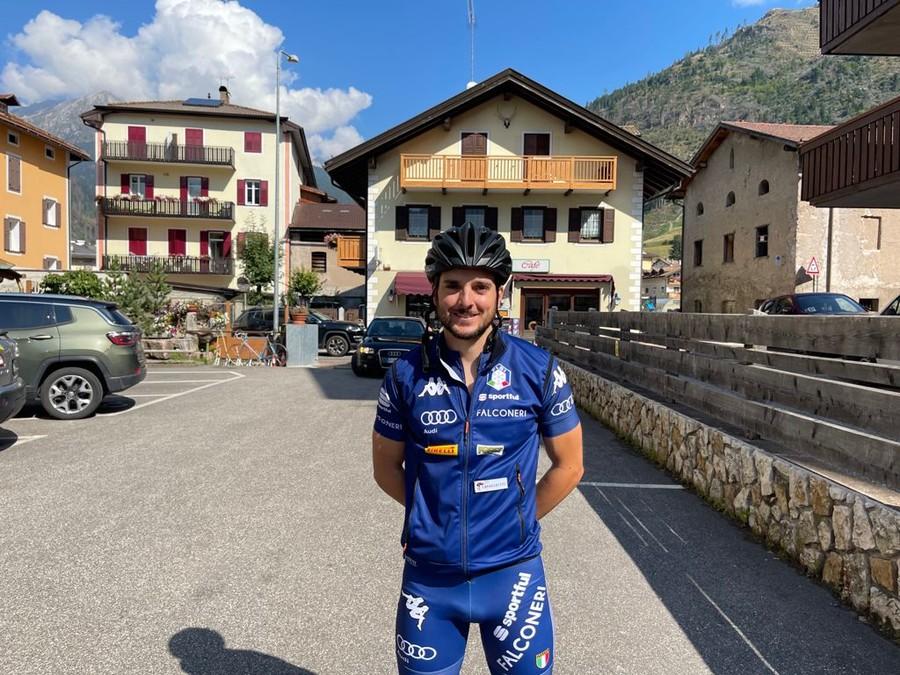 """Skiroll - Verso il Mondiale in Val di Fiemme, intervista a Michael Galassi: """"Ci tengo a fare bella figura in casa"""""""