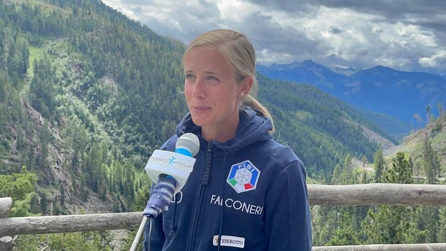 """Biathlon - Michela Carrara ha le idee chiare: """"Voglio entrare in top venti e trovare continuità"""""""