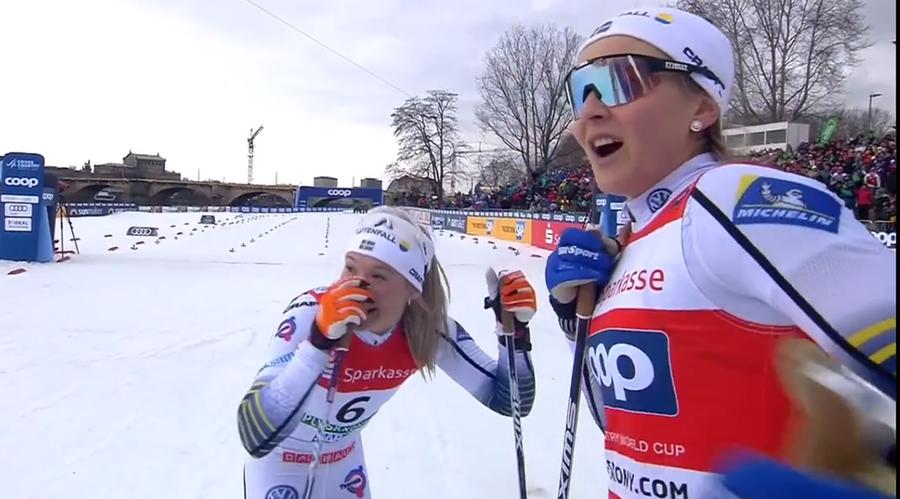 Fondo - Stina Nilsson parteciperà alla supersprint di Östersund che inaugurerà il World Sprint Series