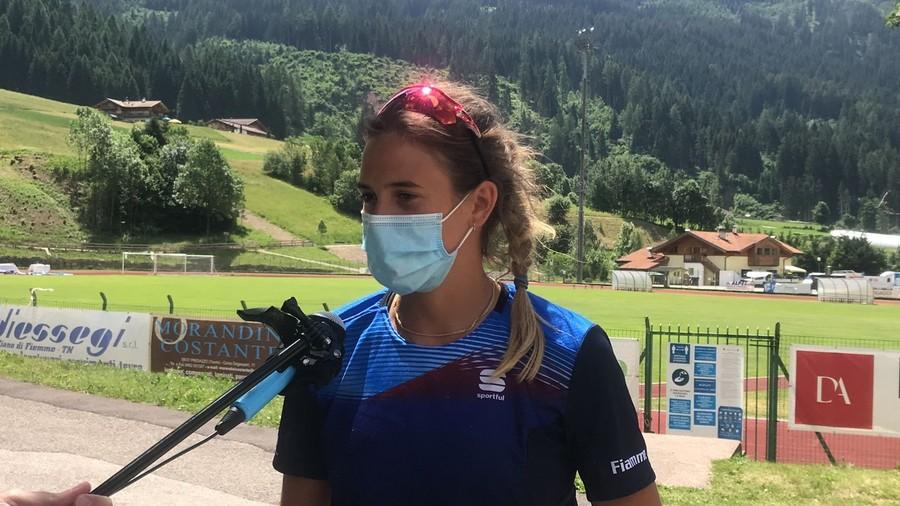VIDEO - Sci di Fondo, conosciamo la giovane Nadine Laurent
