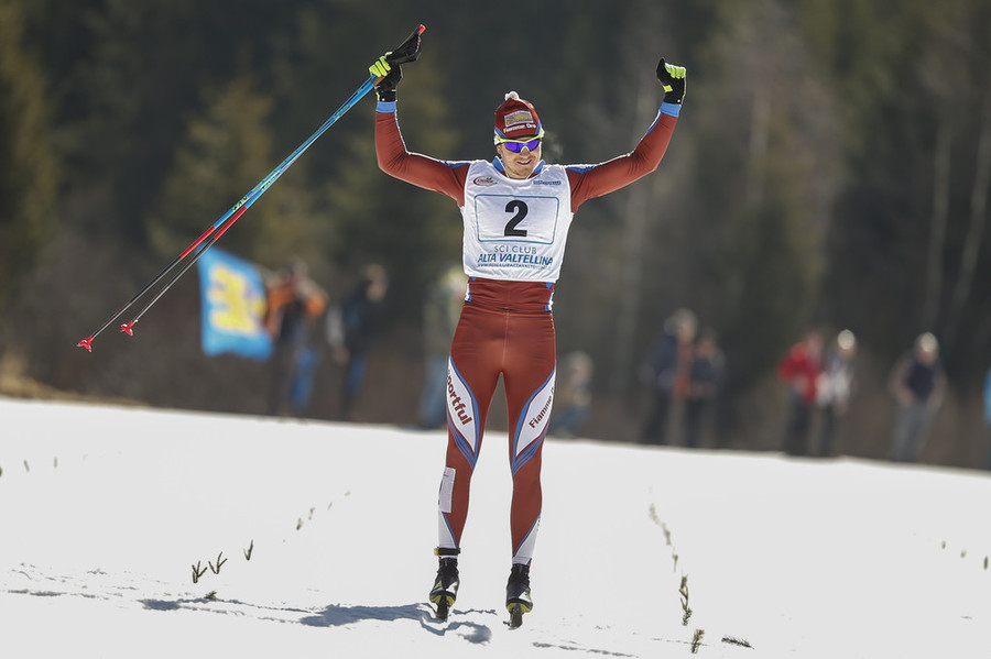 Fondo - OPA Cup: Dietmar Nöckler vince la 15km in classico di St. Ulrich, terzo Ventura