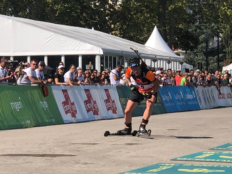 Biathlon, Campionati Tedeschi: un ottimo Hofer porta l'Italia sul podio della staffetta