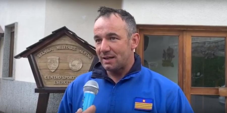 """VIDEO, Scialpinismo - Nicola Invernizzi (allenatore Centro Sportivo Esercito): """"Bellissima stagione, ci stiamo preparando per concluderla alla grande con il Mezzalama"""""""
