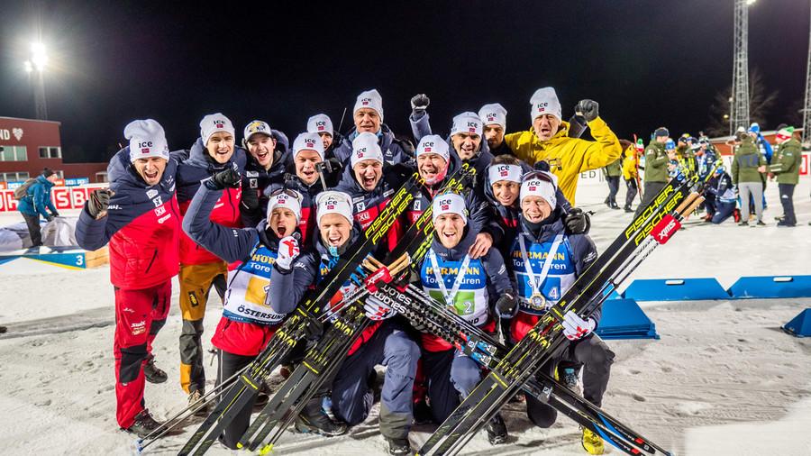 Biathlon - Già scelto lo squadrone norvegese per i Mondiali di Anterselva