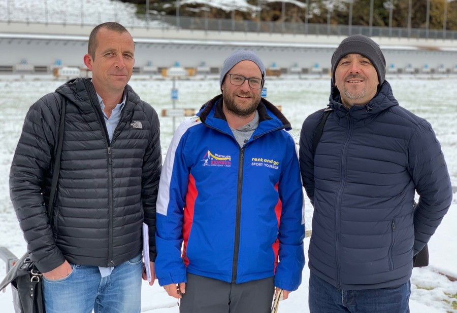 Biathlon: Ridanna, per la prima volta l'IBU Cup in diretta streaming