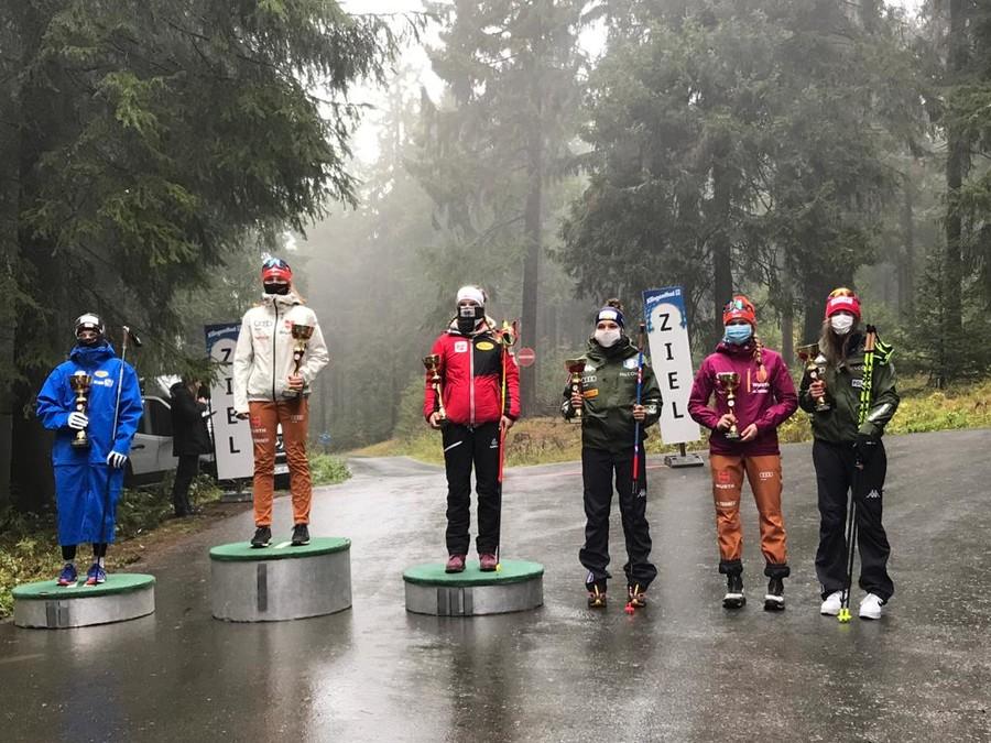 Combinata Nordica: Daniela Dejori quarta in OPA Cup a Klingenthal
