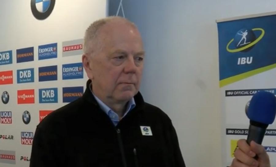 """Olle Dahlin: """"Ad Anterselva abbiamo organizzatori che hanno il biathlon nel cuore"""""""