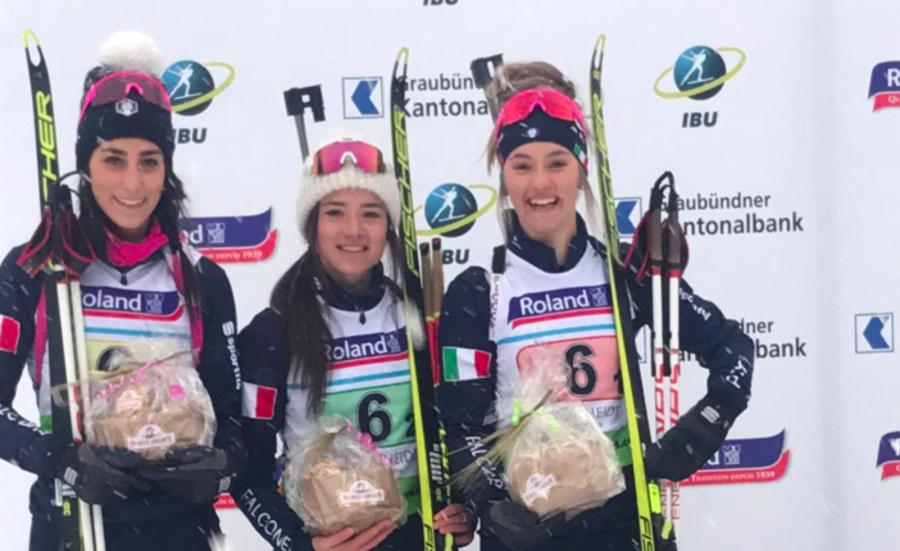 Biathlon - 15 convocati per il Mondiale Juniores e Giovani di Obertilliach