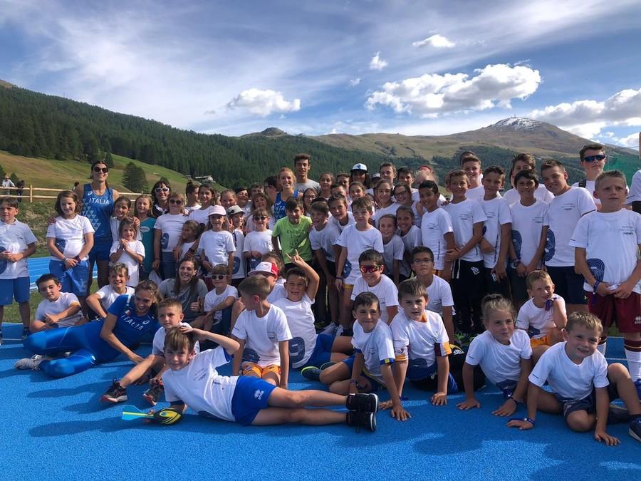 """Nuova pista d'atletica a Livigno, parla Luca Moretti: """"Abbiamo realizzato un altro sogno"""""""