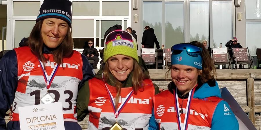 Fondo - OPA Cup, è doppietta nella 10km in skating: vince Elisa Brocard, seconda Sara Pellegrini