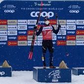 Fondo - Le classifiche del Tour de Ski: comandano Bolshunov e Svahn; Pellegrino e Karlsson leader della classifica a punti