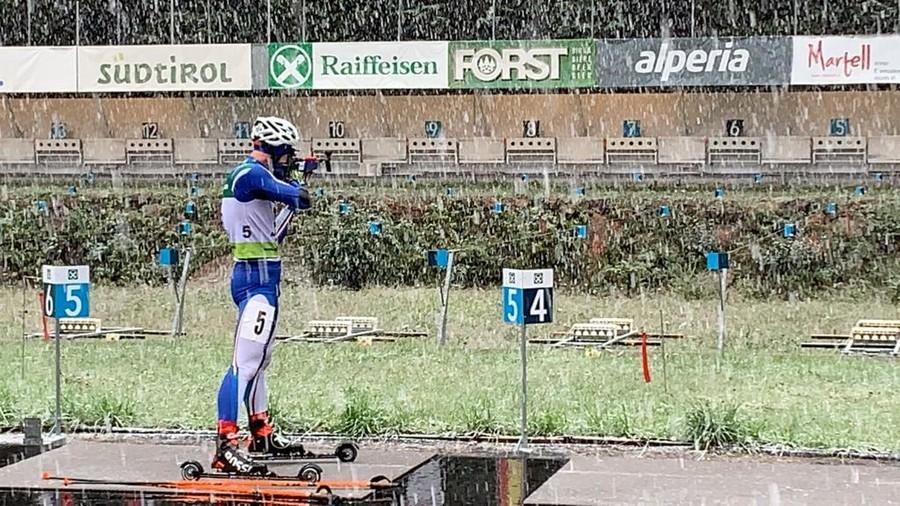 """Biathlon - Didier Bionaz: """"Da un anno e mezzo sto lavorando tanto sugli sci e vedo già risultati"""""""