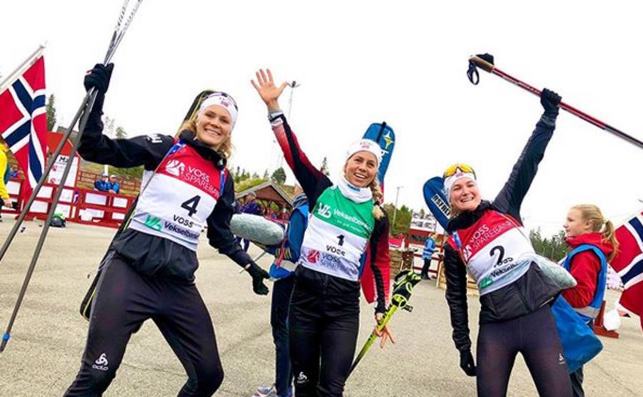 Biathlon - Campionati Norvegesi: è bis di Eckhoff, sua anche la mass start