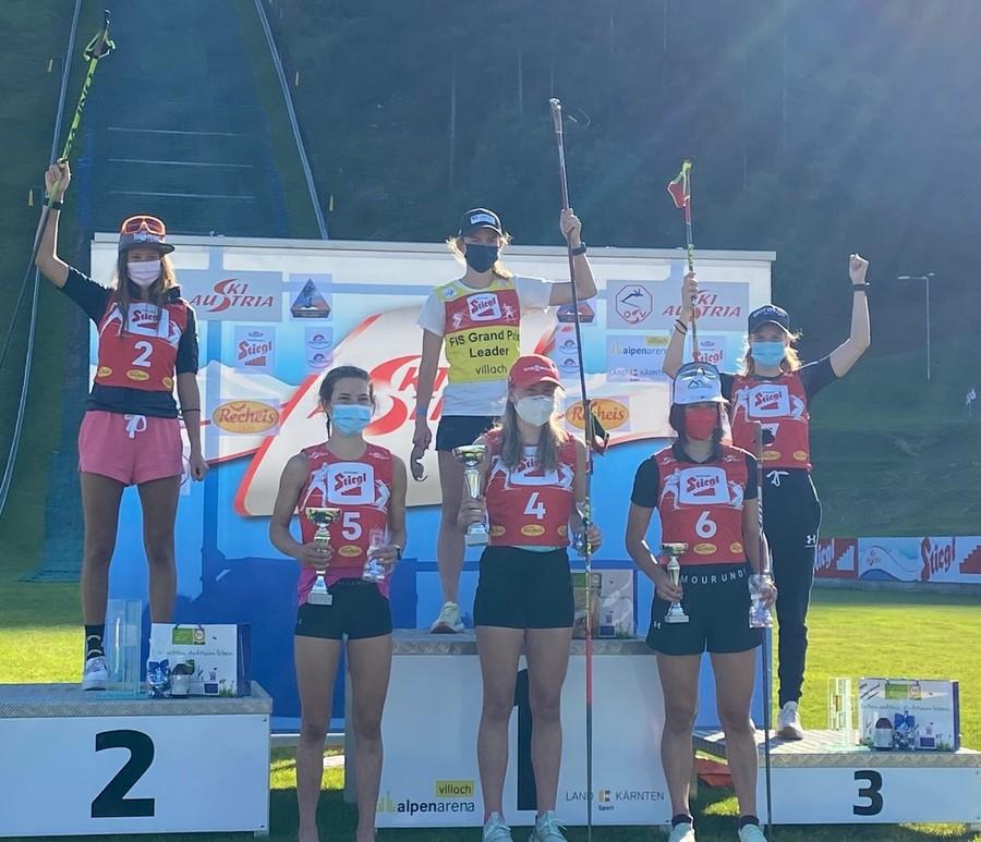 Combinata Nordica - Grand Prix, Annika Sieff torna sul podio: è seconda a Villach!