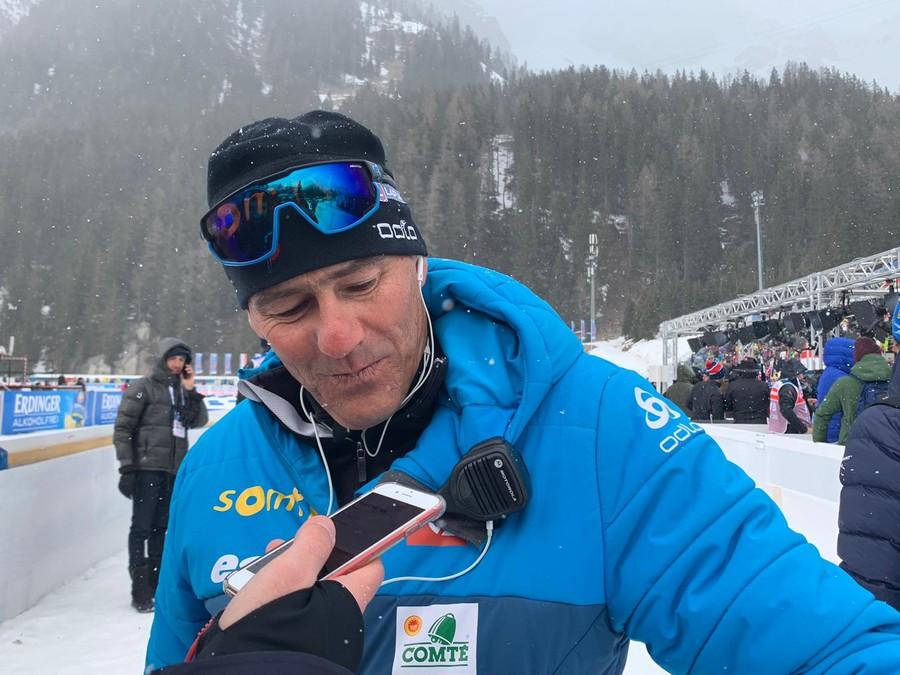 """Biathlon - Patrick Favre a Fondo Italia: """"Che emozione vedere Fourcade piangere di gioia dopo la staffetta mondiale"""""""