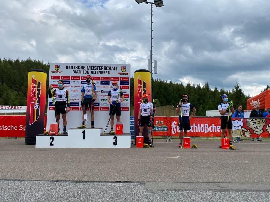 Foto: pagina facebook di DSV biathlon