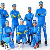 FOTOGALLERY - Lo shooting fotografico delle squadre azzurre di salto e combinata nordica