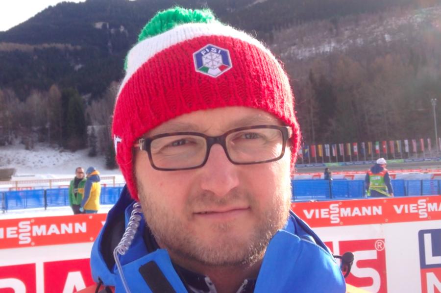 Combinata Nordica: quattro giovani azzurri al lavoro con Paolo Bernardi a Villach