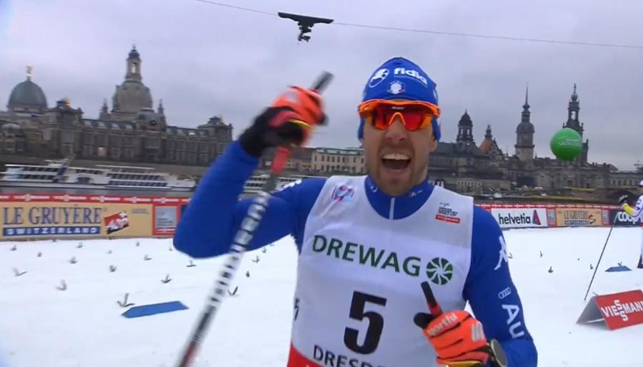 Fondo, Sprint maschile Dresda – Pellegrino parte bene, suo il miglior tempo in qualificazione