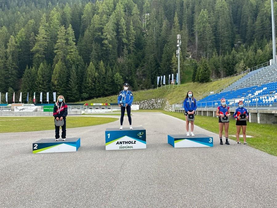Biathlon - Sprint dei Campionati Italiani Estivi: i risultati delle categorie giovanili