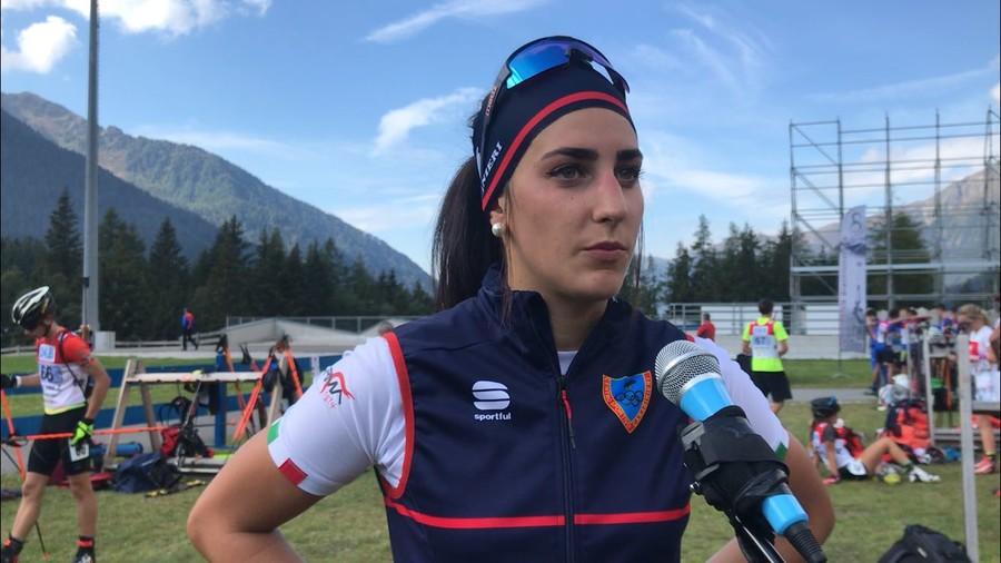"""Biathlon - La consapevolezza di Rebecca Passler: """"Ora sono stanca, ma questo lavoro pagherà in inverno"""""""