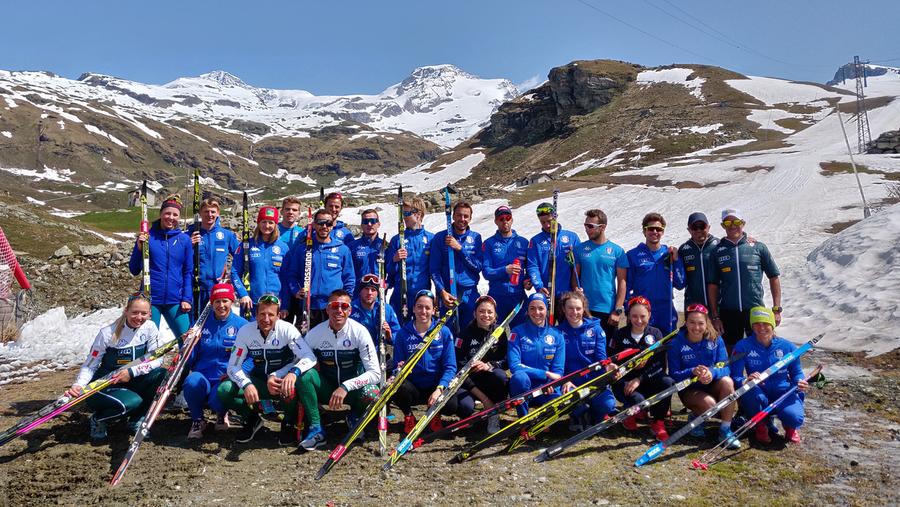 Fondo: prosegue il raduno delle squadre di Coppa del mondo e U23 a Gressoney - La - Trinitè (FOTO)