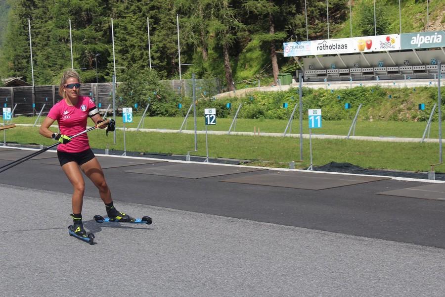FOTOGALLERY - Biathlon, alcuni scatti dal raduno del gruppo Osservati in Val Martello
