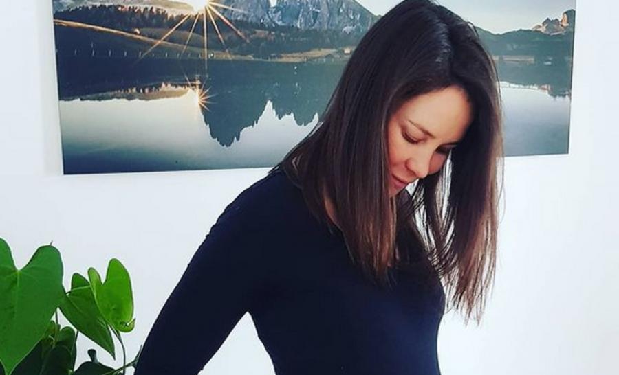 Il dolce annuncio di Elena Runggaldier: l'ex saltatrice diventerà mamma