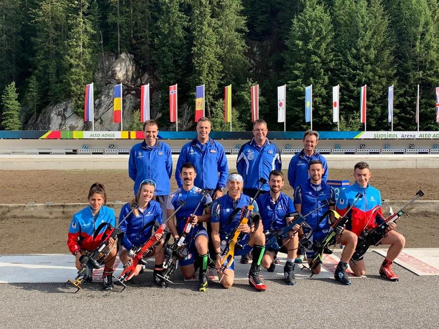 Biathlon - Centro Sportivo Esercito e Comitato AOC, terminato mini raduno svoltosi tra Dobbiaco e Anterselva