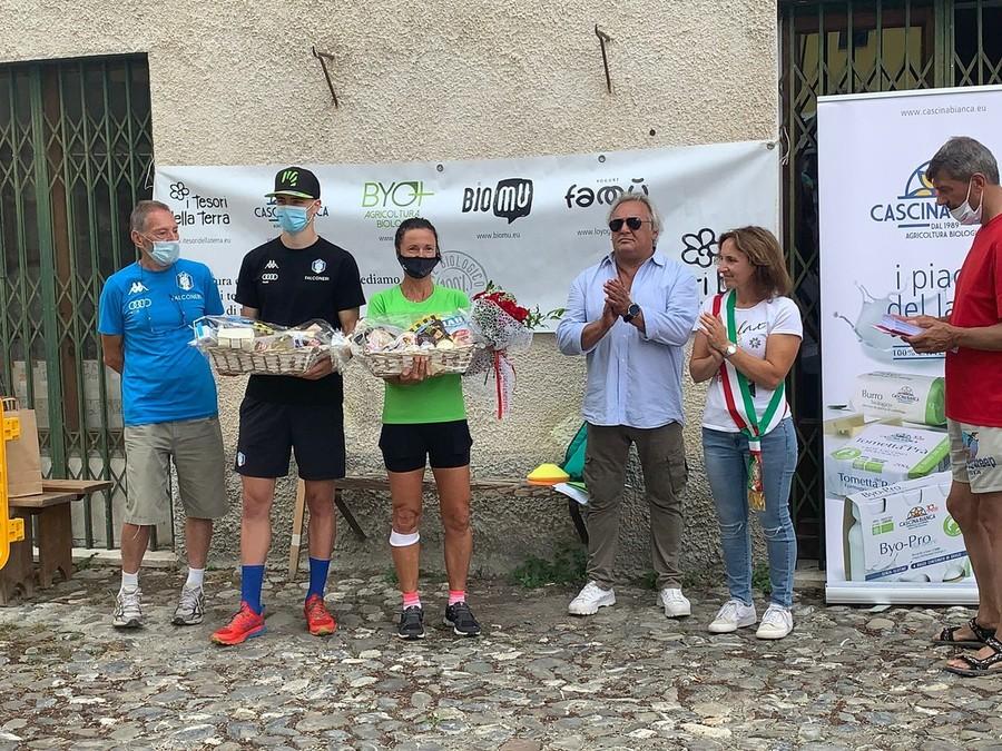 Skiroll - Coppa Italia: a Grondona successi per Gianmarco Gatti e Paola Beri
