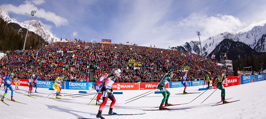 Biathlon - Anterselva 2020, il momento è arrivato: il 1 ottobre al via la vendita dei biglietti delle singole giornate di gara