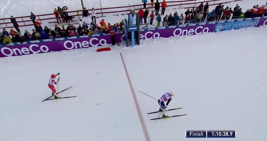 Fondo – Norvegia batte Russia nella Staffetta maschile di Beitostølen