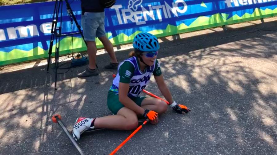 Skiroll - È festa Italia nella Junior femminile: Elisa Sordello domina sul Cermis, Laura Mortagna vince la Coppa del Mondo