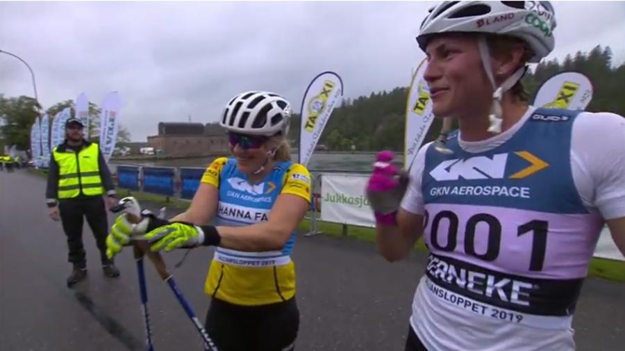 Skiroll, Coppa del Mondo - Linn Sömskar vince anche la mass start, ma Prochazkova è seconda