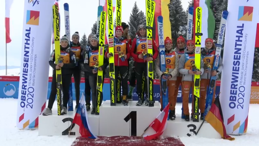 Salto, Mondiali Juniores - Marita Kramer porta l'Austria all'oro nella gara a squadre femminile