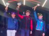 Il podio Under 14 maschile