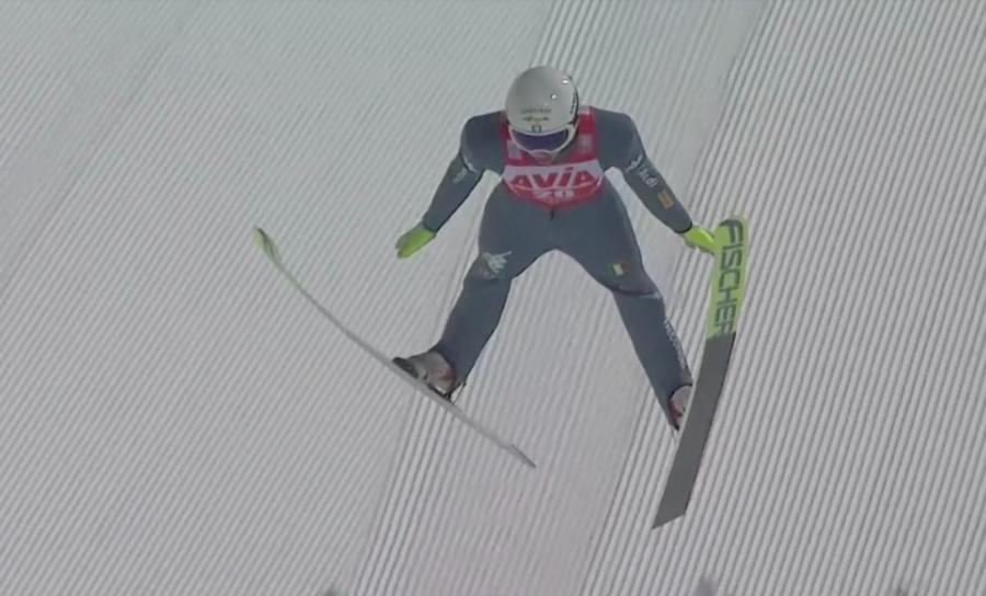 Salto con gli sci - FIS Cup: Insam 12° nella seconda competizione di Kuopio
